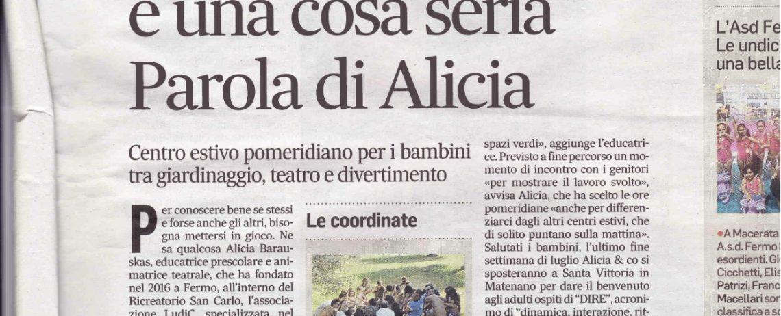 La Stampa parla di LudiC