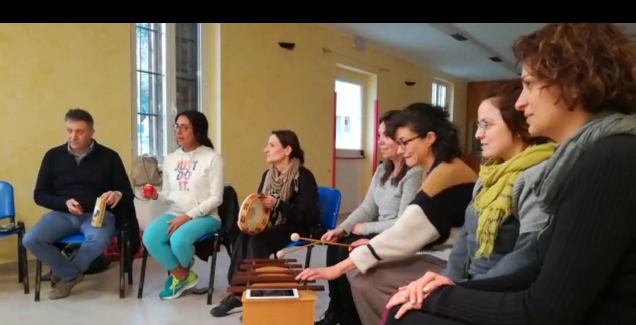 (Italiano) Quando la musica diventa gioco…